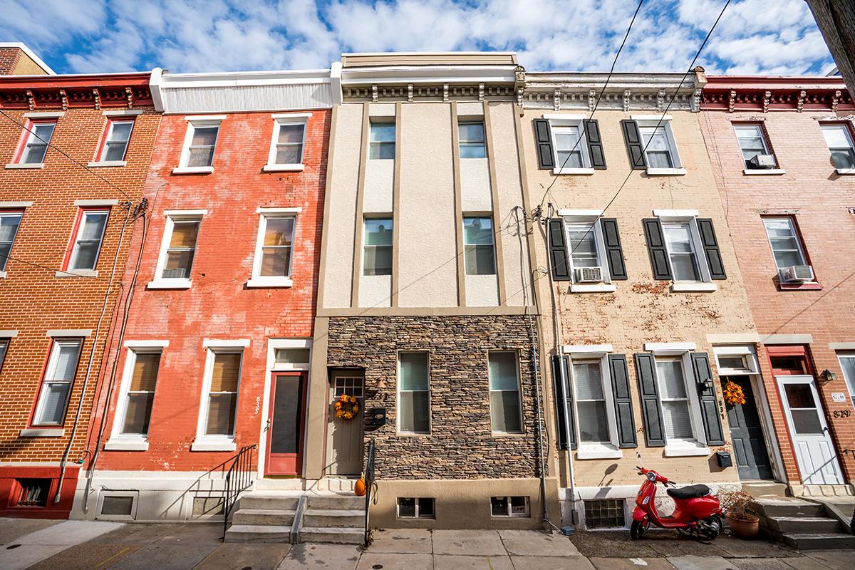 Leland St, Philadelphia